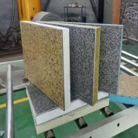 外墙一体板 大理石保温装饰一体板 岩棉保温一体板 挤塑保温装饰一体板 真石漆保温一体板