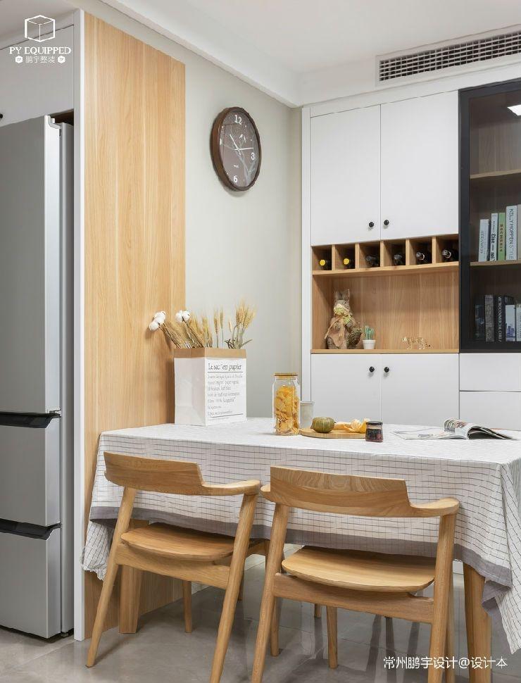 你的厨房里有餐边柜实木吗快来选择一款吧